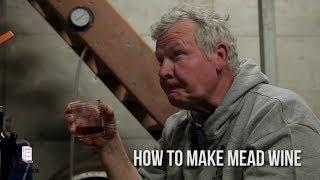 How to Make Mead Wine - The Bush Bee Man