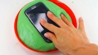 Making Slime Relax Video - Slime Phone Case