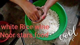 How to make rice wine with music ???? Easy at home ???? Traditional making Rice wine!!!
