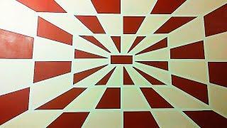 3D wall texture design (Aasif Ali 8923205965)
