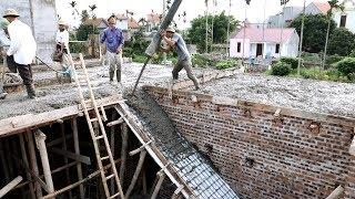 How To Build The Roof Easy - House Construction