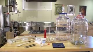 Master Vintner Home Wine Making Equipment – Best red and white wine Overall Starter Kit