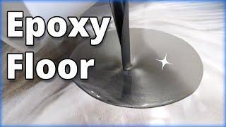 How To Epoxy Coat A Floor ✨ | Stone Coat Countertops