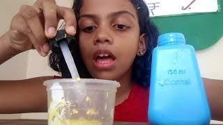 How to make slime with Indian ingredients