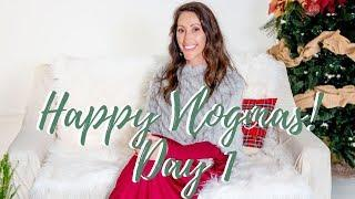 Vlogmas 2018 Day 1 Happy Healthy Vlogmas Intro to an NHR Vlogmas