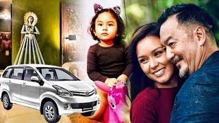 HOW RICH AND SIMPLE IS BEAUTY GONZALES NET WORTH GORGEOUS DAUGHTER HOUSE MODERN& VINTAGE CAR FASHION