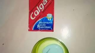 HOW TO MAKE SLIME USING TOOTHPASTE AND GLUE? | SLIME PHILIPPINES | FAIL BA?