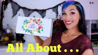 ALL ABOUT... Subscription Box Unboxing September 2018