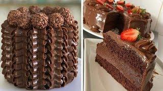 How To Make Cake Decorating | Best Amazing Beautiful Cake Decorating Tutorials