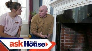 Generation Next | How to Reface a Fireplace with Granite