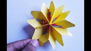 How to Make a Paper Flower,  অসাধারণ কাগজের ফুল, Easy Make flower With Paper