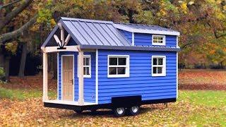 Absolutely Cute Craftsman Custom Tiny House by Tiny Heirloom