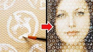31 UNBELIEVABLE PAINTING TRICKS EVERYONE SHOULD TRY