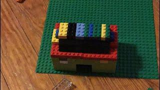 How to make a lego house