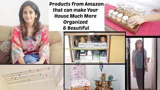 Things You Can Buy Online to Make Your House Much More Organized | Amazon Great Indian Sale 2018