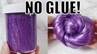 How To Make Slime Without Glue Or Activator That Actually Works