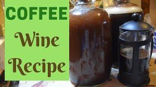 Making coffee wine - filter or instant?