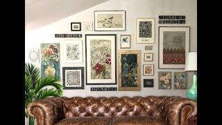 IOD DIY Gallery Wall Series Episode 1