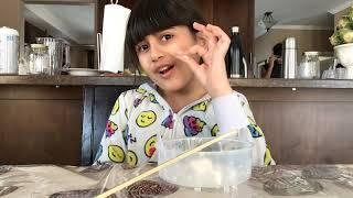 How to make slime only using glue stick