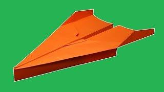 How To Make A Paper Airplane That Flies Far upto 1000+ Feet or Long Distance