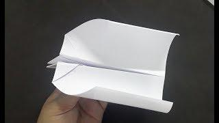 How to make paper airplane 2 heads (classic airplane) #15