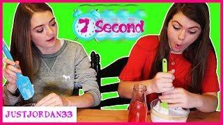 7 Second Slime Challenge! / JustJordan33