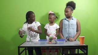SLIME PROJECT GONE WRONG! Jer'meria & Friends Make Slime