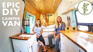 From Owning a House to Living in a Van - Why This Couple Picked Van Life