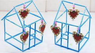 DIY Paper Craft idea | How to Create Beautiful House || DIY arts and crafts | Best craft idea#TCI 91