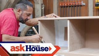 How to Paint MDF Furniture