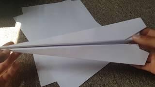 Super Star Destroyer Star Wars Paper Airplane Flies 100 Feet