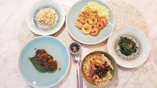 Korean Rice Cake Soup for Lunar New Year [Tteokguk : 떡국] Recipe + Behind the Scenes