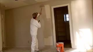 Glenn Scott the Painter. Series. How To Paint Walls-1