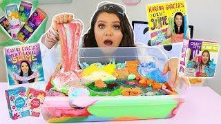 Mixing all my Karina Garcia Slimes
