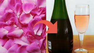 Rose Petal Wine | Rose Wine