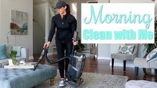 Morning Clean With Me | Cleaning Motivation
