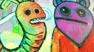 art party at maui kombucha