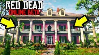 THIS $100000 HOUSE CAN MAKE YOU MONEY in Red Dead Online! Easy Money in Red Dead Redemption 2!