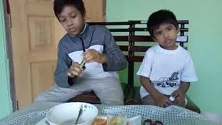 TRY MUST !! HOW TO MAKE Slime with GLUE STICK SO EASY AT hOME SADIt 05