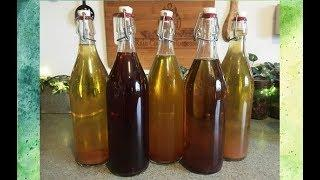 How to Make Organic Wine From Home Grown Fruit: Part 4