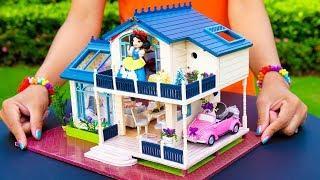DIY Snow White Doll House