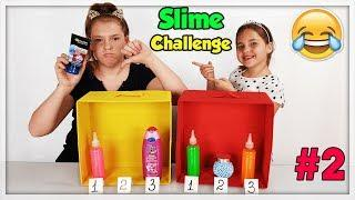 Choose The Wrong , Don't Choose the Best Ingredient Slime Challenge ! #2