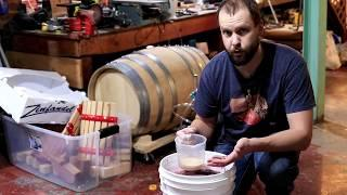 Making a Wine Kit - Part 2