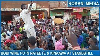 Bobi Wine Asanyalaza Natete Ne Kinaawa !!!!