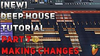 How To Make Deep House/Remix | FL Studio 12 | 2018 [Tutorial Part 7] (Improving the Drop)