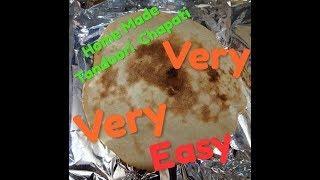 How To Make Tanduri Chapati At Home?   तंदूरी चपाती घर में कैसे बनाएं ?