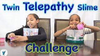 ULTIMATE Twin Telepathy Slime Challenge