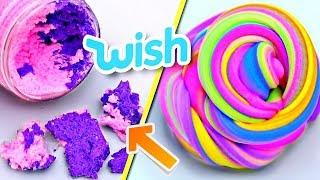 WATCH This BEFORE You Buy WISH SLIME! 100% Honest WISH SLIME REVIEW