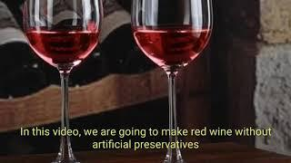 3 minitue wine making video..........