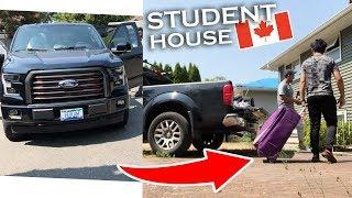 Student Shifting House in CANADA (Basements For Students)